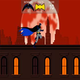Online free Batman Flash Game
