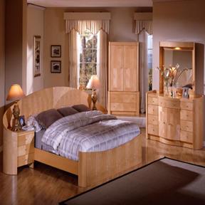 comfortable bedroom furniture