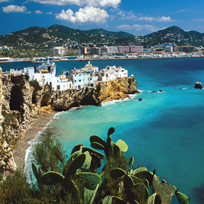Balearic Islands in Spain