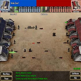 online Warfare Flash Game